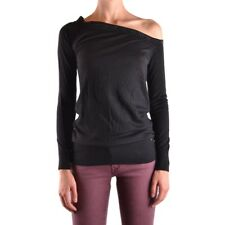 bc34744 Liu Jo t-shirt nero donna women's black t-shirt long sleeves