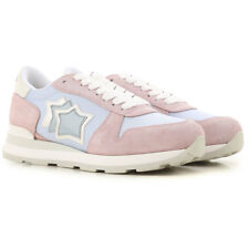 bb1164 Atlantic stars scarpe rosa donna women's pink shoes