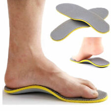 Comfort Orthotic Arch Support Shoes Insoles Pads Cushion Pain Relief Foot Care