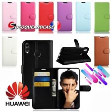 Etui coque housse Cuir PU Leather Stand Wallet case Cover HUAWEI Honor 8X 8X Max