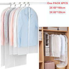 """30X 39"""" 47"""" Suit Jacket Dress Garment Clothes Cover Dust Protector Travel Bags"""