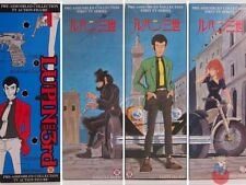 Lupin III Medicom Toy Pre-Assembled Collection TV Action Doll Figure - Lupin III