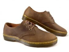 Dr Martens Coronado Lace Up Derby Shoe Gaucho Brown Crazy Horse UK 6.5 and 9.5