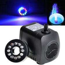 800L/H 210 GPH Submersible Water Pump For Aquarium Fish Tank Pond Fountain With