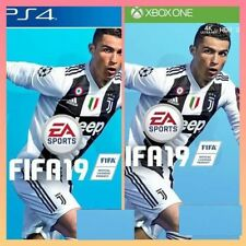 FIFA 19 XBOX ONE MICROSOFT XBOX ONE FACTORY SEALED - MICROSOFT XBOX ONE FIFA 19