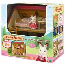 Sylvanian Families Cosy Cottage with or with out Furniture Pack