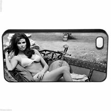 Raquel Welch The Biggest Lot de Them Tout Étui Iphone 4/4s 5/5s 5c 6 Plus 7 Se