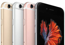 Apple iPhone 6s 16GB 32GB 64GB 128GB All Colours Unlocked 12 months warranty