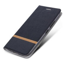 Bakeey Flip Cloth Pattern Leather Full Body With Stand Protective Case For