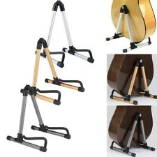 Folding Electric Acoustic Bass Guitar Stand Holder for Guitar Ukulele Violin