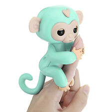 Finger Baby Interactive Pet Monkey Smart Colorful Induction Toys For Kids