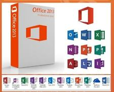 Microsoft Office 2010/13 Pro Plus Activation Key for Lifetime *PROMPT DELIVERY*