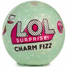 L.O.L. SURPRISE Series 2 Charm Fizz Ball LOL Surprise Series 2 Charm Fizz Ball