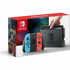 Nintendo Switch 32GB with Joycon Wireless Controllers Video Game Console