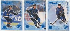 2000-01 Topps Stars Hockey Blue Parallel Cards (Numbered to 299)(You Pick $1.00)