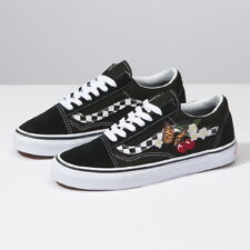 c3e2368eb1 New VANS Womens Checker Floral Old Skool BLACK VN0A38G1I5Z US W 6 - 8.5  TAKSE