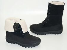 Timberland Woodhaven Polar Roll-Down Boots Waterproof Mujer Invierno Botas