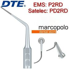 Inserto Ablatore Diamanto Dental ultrasonic scaler tips EMS Satelec P2RD P2LD