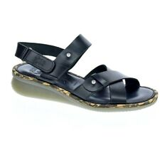 Fly London Crib Bridle  Sandalias  Mujer  Negro