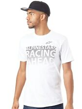 Alpinestars White Racing Grade T-Shirt