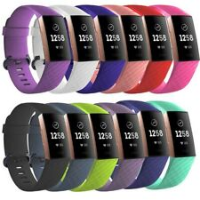 For Fitbit Charge 2 Replacement Silicone Watch Band Strap Wristband Bracelet S/L