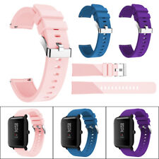 Sport Soft Silicon Accessory Watch Band Wirstband For Huami Amazfit Bip Youth