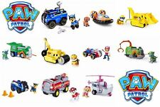 Paw Patrol Vehicles with Pup Chase, Marshall, Rocky, Rubble and more