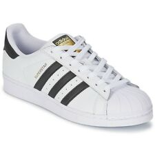 Sneakers   Scarpe donna adidas  SUPERSTAR  Bianco Bianco Cuoio 793781