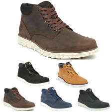 Mens Timberland Bradstreet Chukka Trekking Hiker Mountain Ankle Boots All Sizes