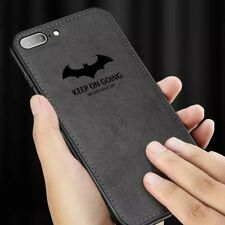 Luxury Christmas Deer Cloth Iphone Batman Cases 6 6s 7 8 Plus Ultra Case X XS XR
