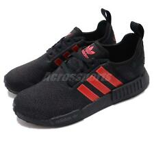 adidas NMD_R1 Black Red Chinese New Year CNY Mens Running Shoes BOOST G27576