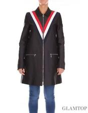 vg8288 Moncler giubbotto nero donna women's black jacket