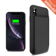 6000mAh Battery Charging Power Bank Charger Case for iPhone 6/7/8 Plus X XS MAX