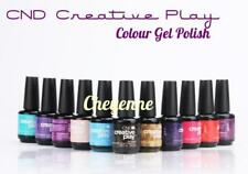 CND CREATIVE PLAY COLOURS GEL Nail Polish +14 Manicure Catalogue #2