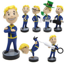 """New 5"""" Fallout 4 Vault Boy Action Figure Tech 111 Bobbleheads Series Toys Gifts"""