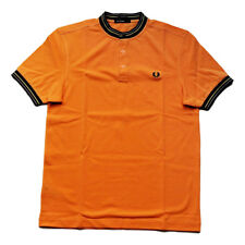 fp54 Fred Perry polo arancione uomo orange men's polo shirt NEW collection 2019