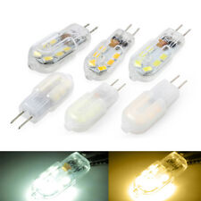 10PCS/PACK G4 12V/AC220-240V Halogen Capsule Light Bulbs Lamps Long Life