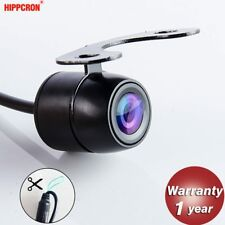 170 Degree Car Front Rear View Camera Waterproof HD Built-in Distance Scale L...