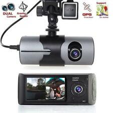 Camera Car DVR R300 with GPS and 3D G-Sensor LCD X3000 Cam Video Camcorder Cy...