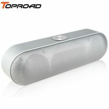 TOPROAD Portable Bluetooth Speaker Wireless Stereo Sound Boombox Speakers wit...