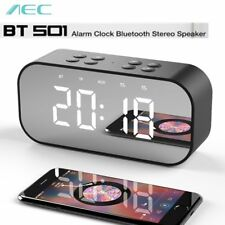 AEC BT501 Portable Wireless Bluetooth Speaker Column Subwoofer Music Sound Bo...