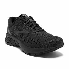 Brooks ghost 11 mens running shoes black/ebony