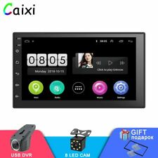 2 Din 7'' Car Radio Android 8.1 Multimedia player Touch Screen GPS Navigation...