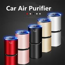 Car Air Purifier Cabin  Ionizer Freshener Odor Eliminator Air Filter Oxygen B...