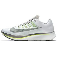 7244f3f031dcd NIKE ZOOM FLY Running Shoes Trainers Gym Fashion. White Gunsmoke - Various  Sizes