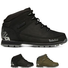 Mens Timberland Euro Sprint Hiker Leather Winter Walking Ankle Boots UK 6-12