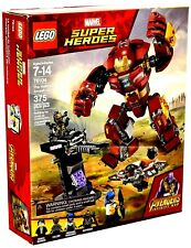 LEGO Marvel Super Heroes Avengers: Infinity War Hulkbuster Smash-Up,(375 Piece)