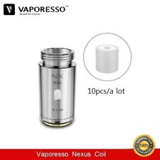 VAPORESSO 10 Pcs Nexus Coil Replacement Ccell SS316 Coils Traditional EUC Clapto