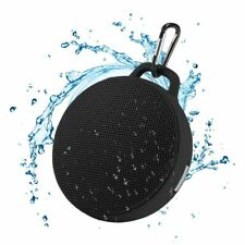 Bluetooth Shower Speaker Waterproof Portable Speaker with Hook Mini Wireless ...