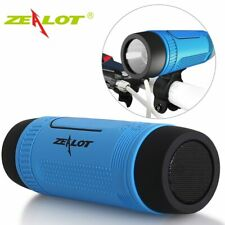 Zealot S1 Bluetooth Speaker Outdoor Bicycle Portable Subwoofer Bass Wireless ...
